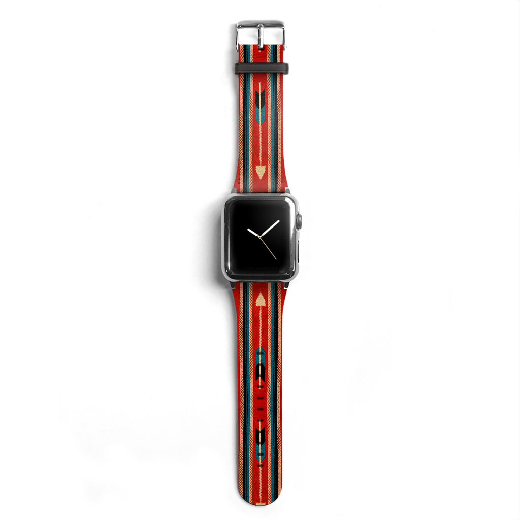 Navajo Designer Apple watch band S030 - Decouart