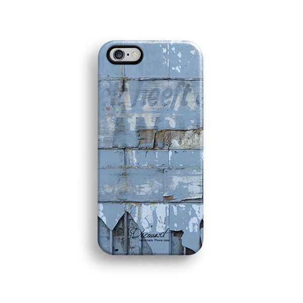 Blue texture iPhone 7 case, iPhone 7 Plus case S030 - Decouart - 1