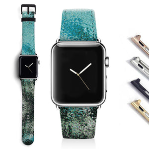 Abstract Designer Apple watch band S031