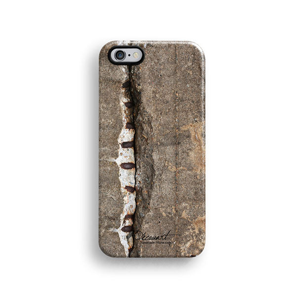 Grunge wall texture iPhone 11 case S031 - Decouart