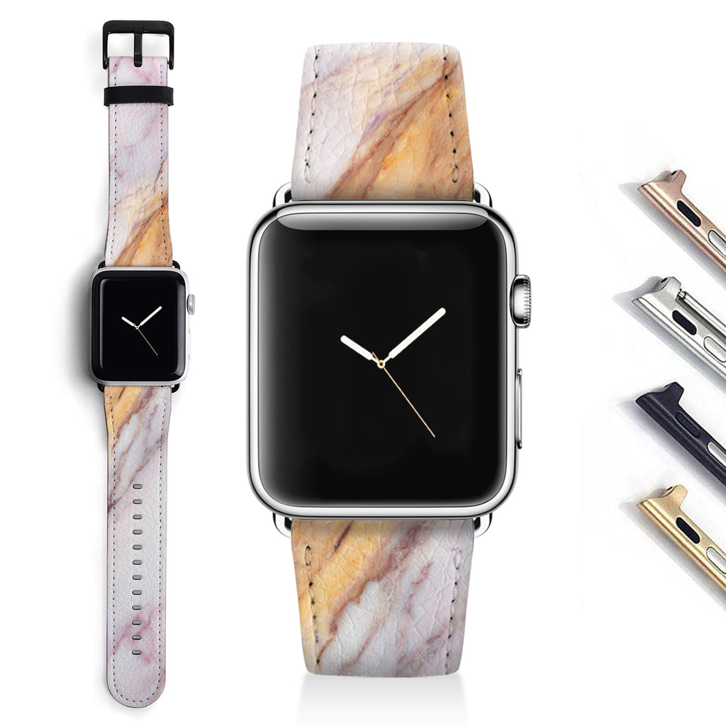Marble Designer Apple watch band S052