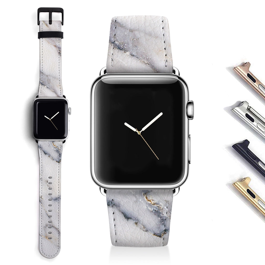 Marble Designer Apple watch band S054