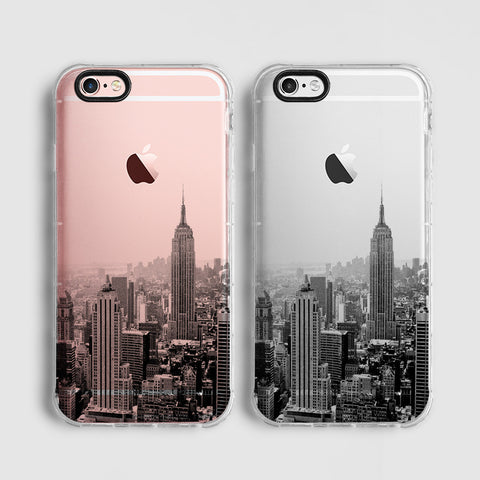 New York skyline iPhone 7 case C056