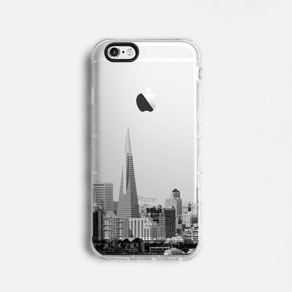 San Francisco skyline iPhone 7 case C063