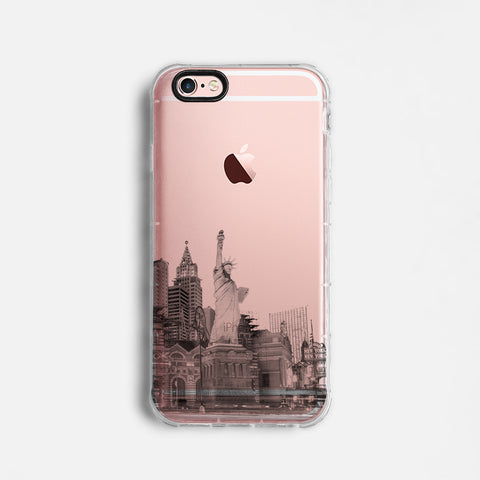 Las Vegas skyline iPhone 7 case C064 - Decouart