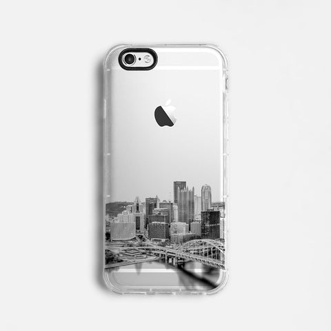 Pittsburgh skyline iPhone 7 case C066