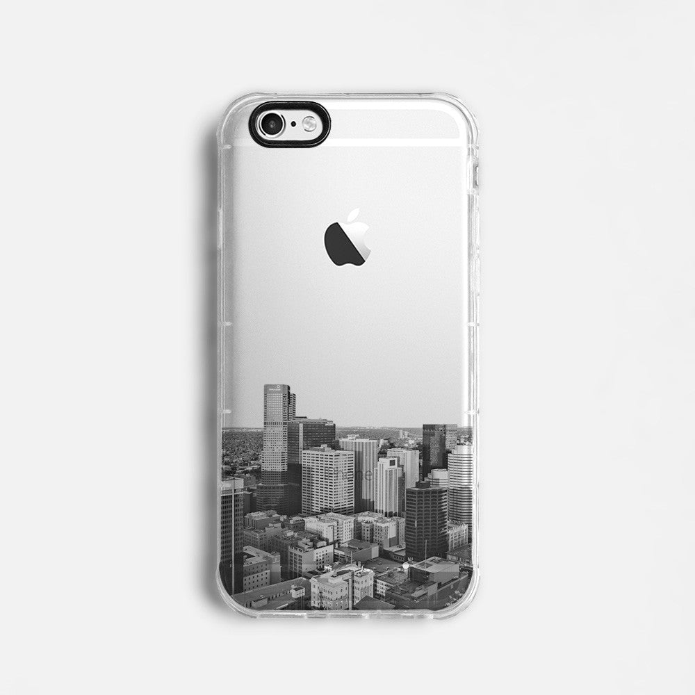 Chicago City Skyline iPhone 6s Clear