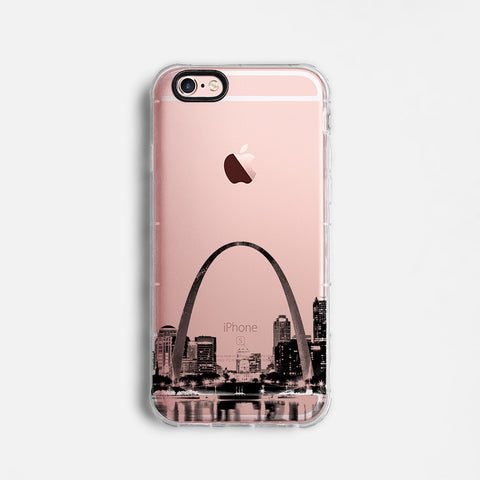 St Louis skyline iPhone 7 case C074