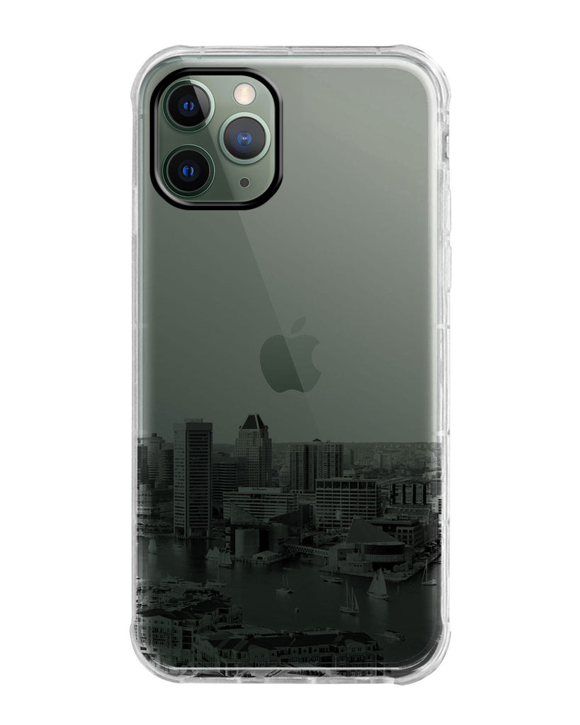 Baltimore skyline iPhone 11 case C076