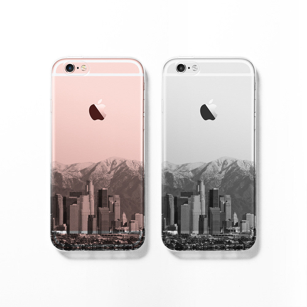 Phoenix skyline iPhone 11 case C078 - Decouart