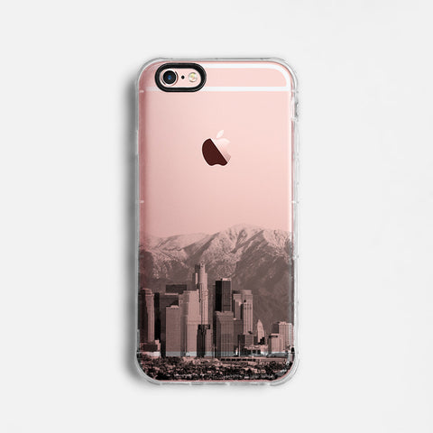 Phoenix skyline iPhone 7 case C078