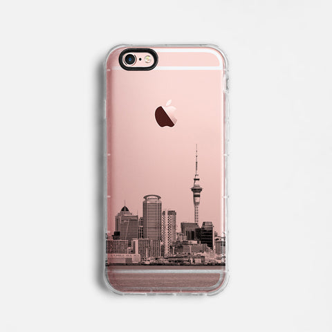 Auckland skyline iPhone 7 case C079