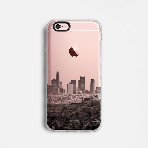Los Angeles skyline iPhone 7 case C081