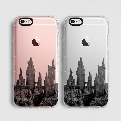 Hogwarts skyline iPhone 7 case C083