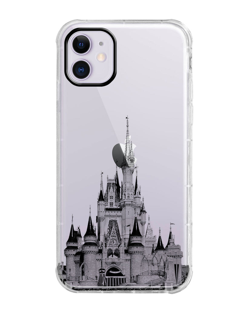 Disney castle skyline iPhone 11 case C085 - Decouart