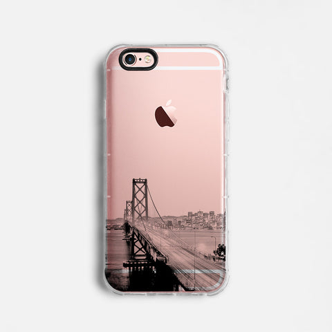 San Francisco skyline iPhone 7 case C086