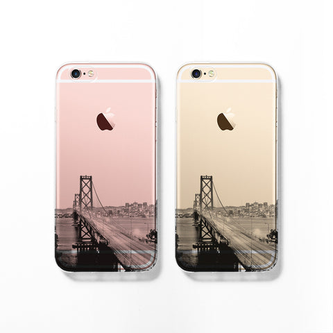 San Francisco skyline iPhone 7 case C086 - Decouart