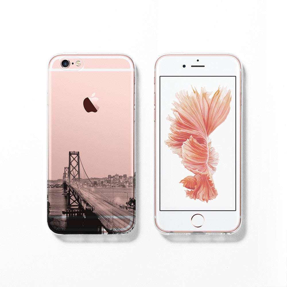 San Francisco skyline iPhone 11 case C086 - Decouart