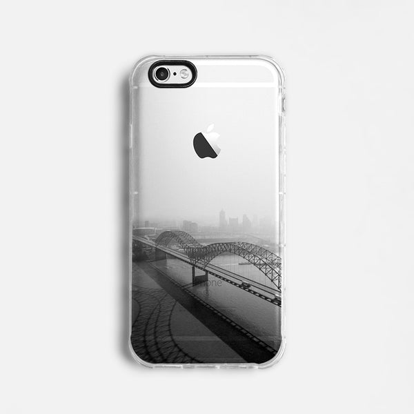 Memphis skyline iPhone 7 case C087