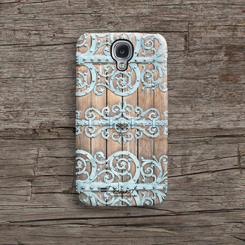 Tiffany floral door texture iPhone 6 case, iPhone 6 plus case S135 - Decouart - 2
