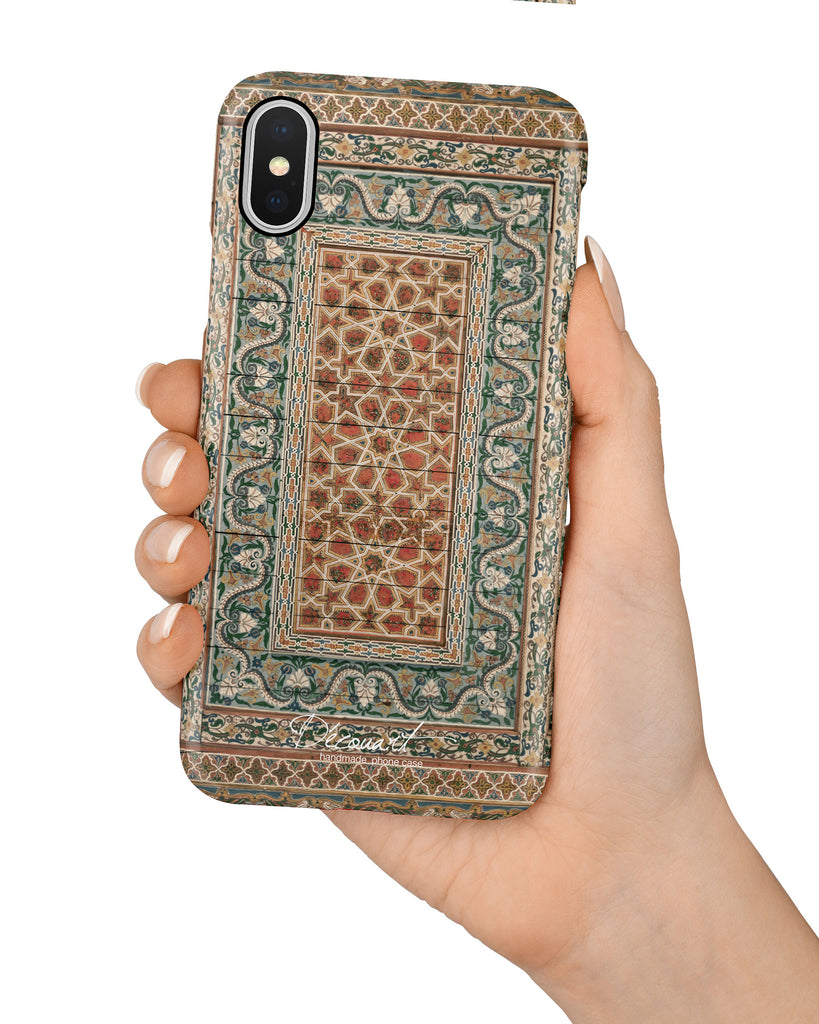 Carpet iPhone 11 case S142 - Decouart
