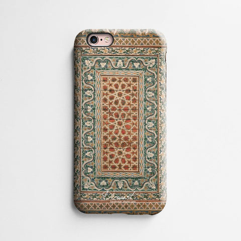 Persian carpet iPhone 7 case, iPhone 7 Plus case S142 - Decouart - 2