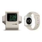 Mac classic Apple Watch dock with matching Apple Watch band - Decouart
