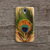Peacock feather iPhone 7 case, iPhone 7 Plus case S206 - Decouart - 2