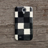 Black and white checkers iPhone 7 case, iPhone 7 Plus case S293B - Decouart - 4