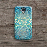 Mint tiles iPhone 7 case, iPhone 7 Plus case S296 - Decouart - 4