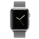 Apple watch band, Decouart Milanese loop Stainless Steel Gold Bracelet for 42mm 38mm - Decouart - 7