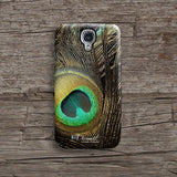 Peacock feather iPhone 7 case, iPhone 7 Plus case S304 - Decouart - 4