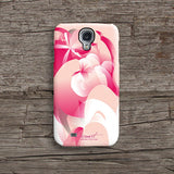 Abstract pink pattern iPhone 7 case, iPhone 7 Plus case S316 - Decouart - 4