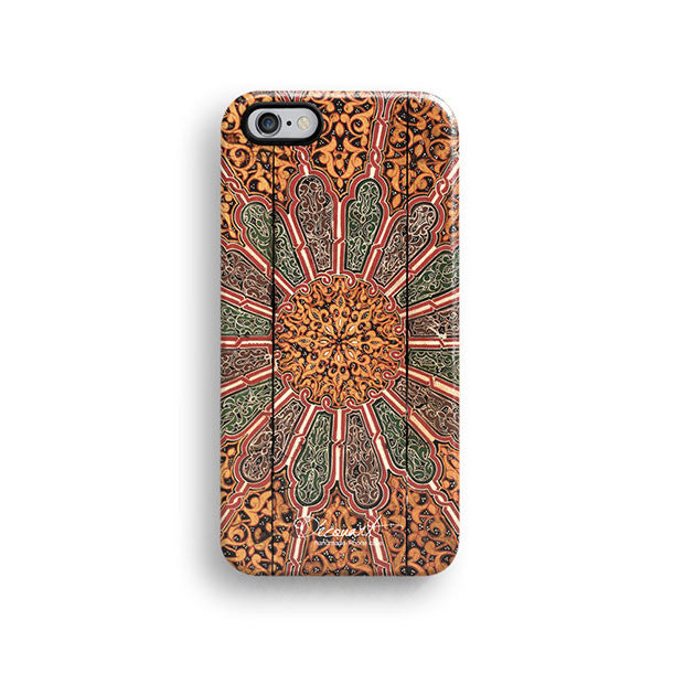 Floral iPhone 11 case S328 - Decouart
