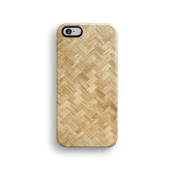 Wicker pattern iPhone 7 case, iPhone 7 Plus case S335B - Decouart - 1
