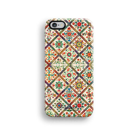 Vintage floral iPhone 6 case, iPhone 6 Plus case S342 - Decouart - 2