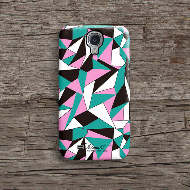 Geometric iPhone 11 case S349 - Decouart