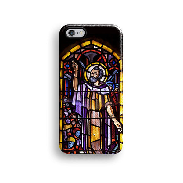 Window Stained glass iPhone 7 case, iPhone 7 Plus case S368 - Decouart - 1