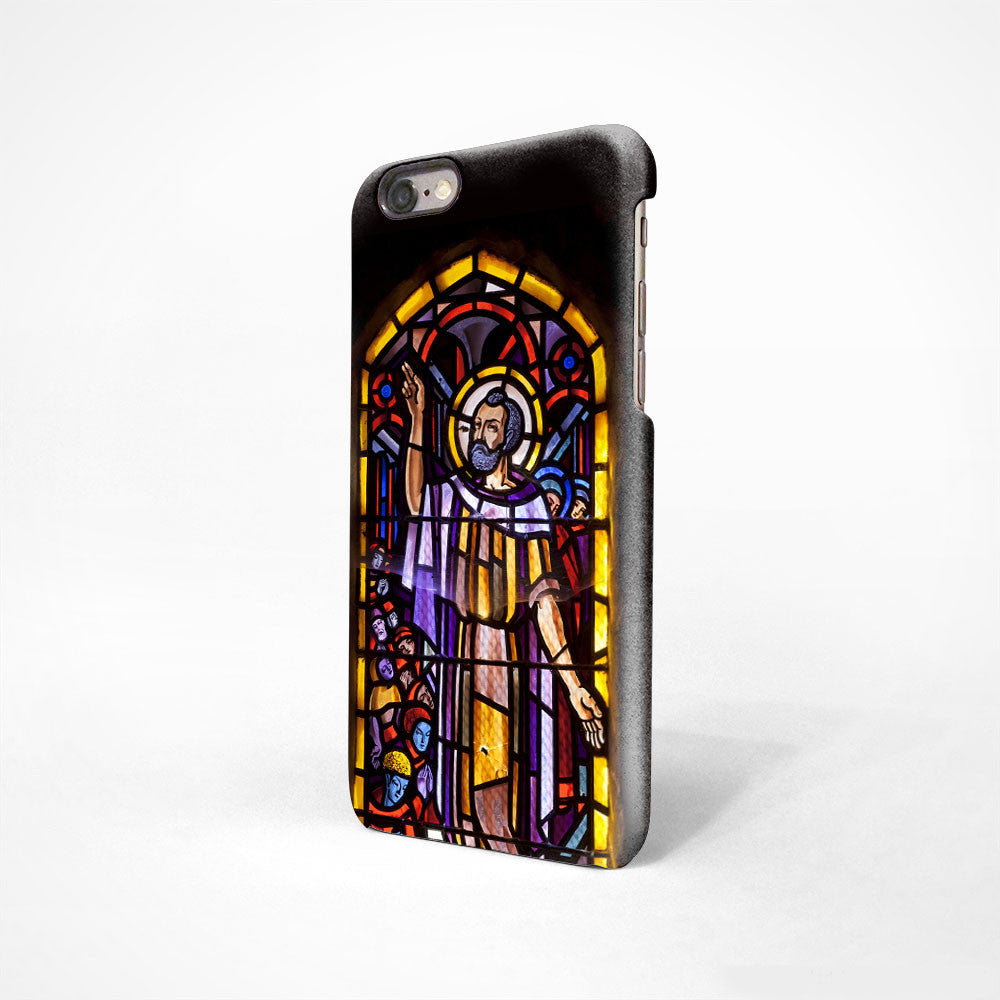 Window Stained glass iPhone 11 case S368 - Decouart