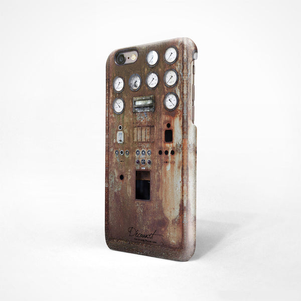 Grunge rusty gauges iPhone 7 case, iPhone 7 Plus case S375 - Decouart - 1