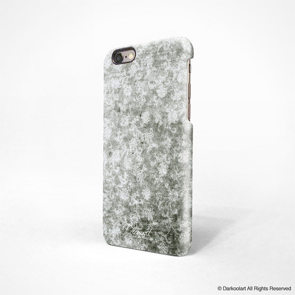 Grunge floral iPhone 6 case, iPhone 6 plus case S393 - Decouart - 1
