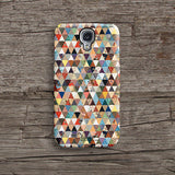 Colourful quilt iPhone 6 case, iPhone 6 plus case S398 - Decouart - 2