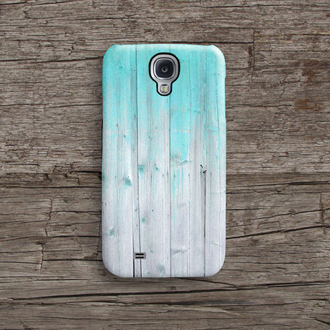 Mint wood iPhone 7 case, iPhone 7 Plus case S404 - Decouart - 2
