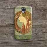 Alphonse Mucha illustration iPhone 11 case S415 - Decouart
