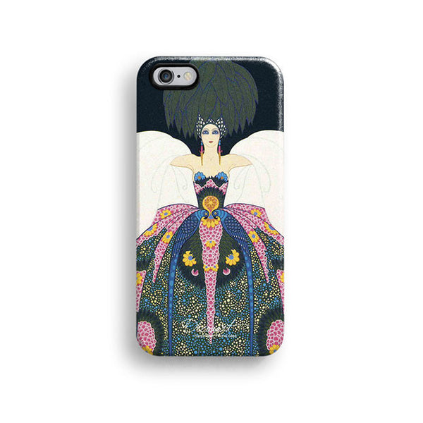 Feminine illustration iPhone 6 case, iPhone 6 plus case S421 - Decouart - 1