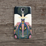 Feminine illustration iPhone 6 case, iPhone 6 plus case S421 - Decouart - 2