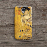 Gustav Klimt feminine illustration iPhone 11 case S423 - Decouart