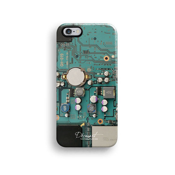 Computer motherboard iPhone 6 case, iPhone 6 plus case S433 - Decouart - 1