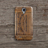 Wood crates iPhone 6 case, iPhone 6 plus case S437 - Decouart - 2