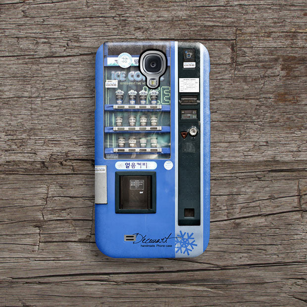 Vendor machine iPhone 11 case S441 - Decouart